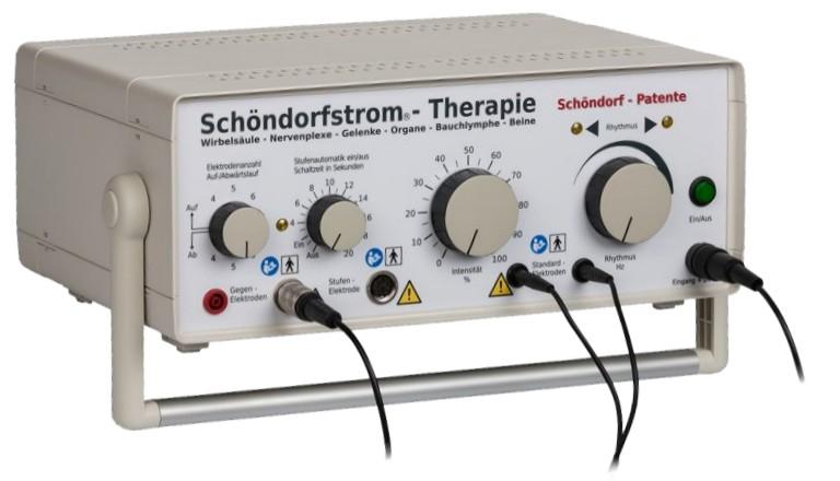 Schöndorfstrom-Therapiegerät
