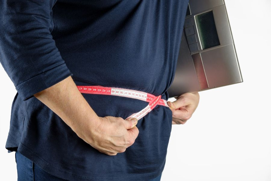 Bauchfett und Darmgesundheit